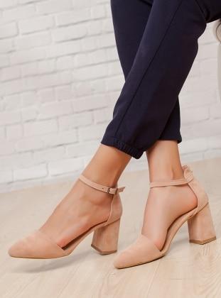 abiye ayakkabı - pudra - ayakkabı havuzu