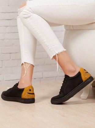 Ayakkabı Havuzu Abiye Ayakkabı - Siyah