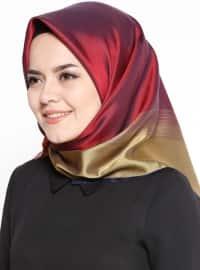 Batik Eşarp - Karışık Renkli - Anna Lucci