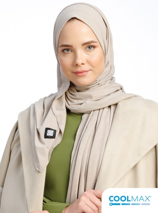 COOLMAX® Shawl - Beige