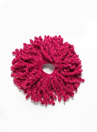 Pink - Pink - Scarf Accessory