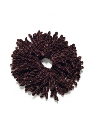 Brown - Scarf Accessory