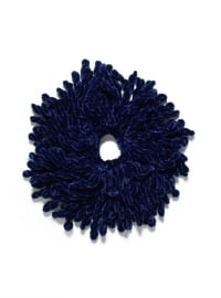 Navy Blue - Scarf Accessory