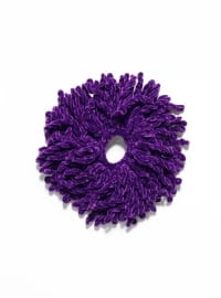 Purple - Scarf Accessory