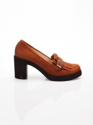 Ayakkabı - Taba Ayakkabı Havuzu
