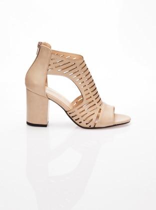 Ayakkabı Havuzu Ayakkabı - Vizon