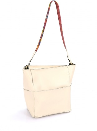 Çanta - Krem