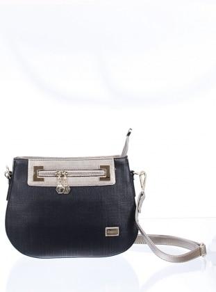 Çanta - Siyah Bakır