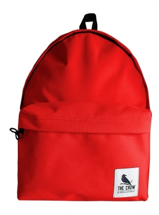 Red - Backpack - Bag