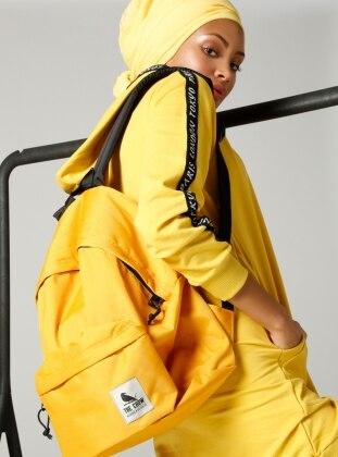 Yellow - Backpack - Bag