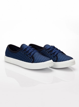 Ayakkabı - Lacivert