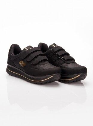 Spor Ayakkabı - Siyah