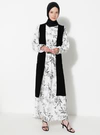 Black - Unlined - Vest