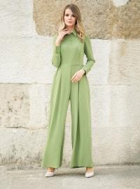 Zerda Tulum - Yeşil - Zehrace