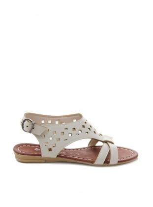 Sandalet - Taş Ayakkabı Havuzu