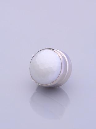 White - Scarf Accessory