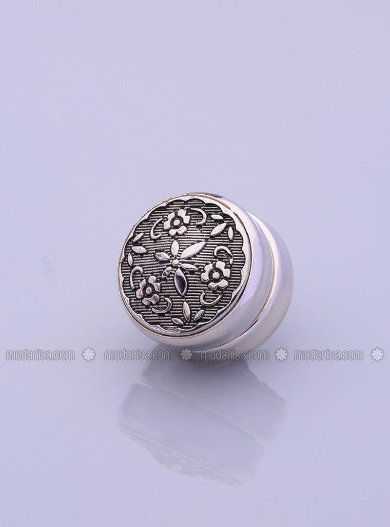 Gray - Scarf Accessory