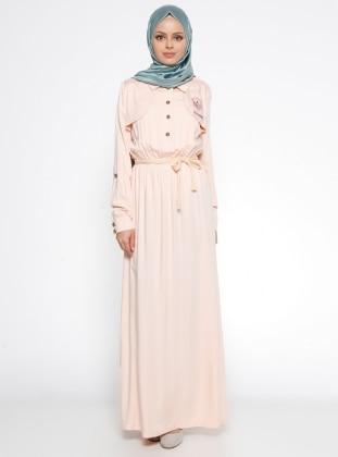Powder - Point Collar - Unlined - Dress