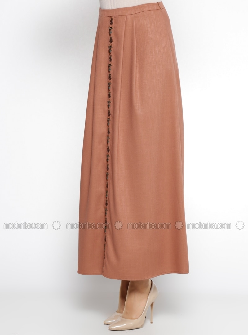 fully lined skirt tuğba by tuğba modanisa