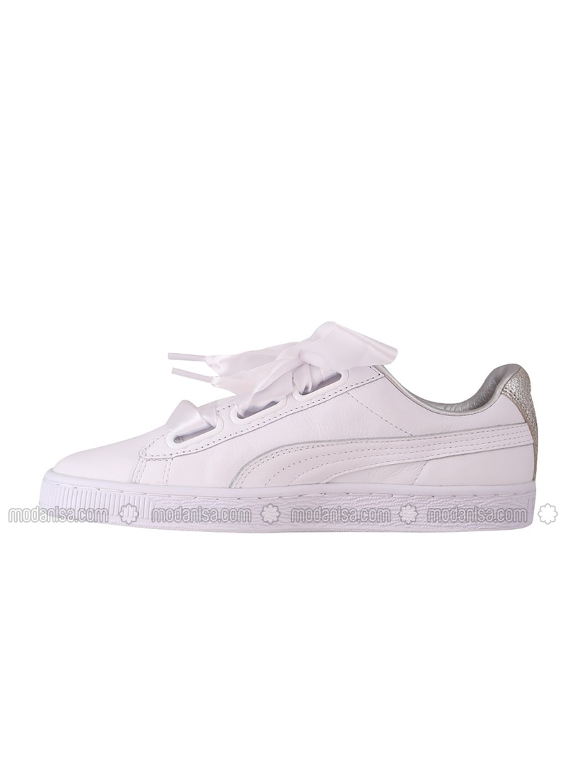 puma heart basket diamond