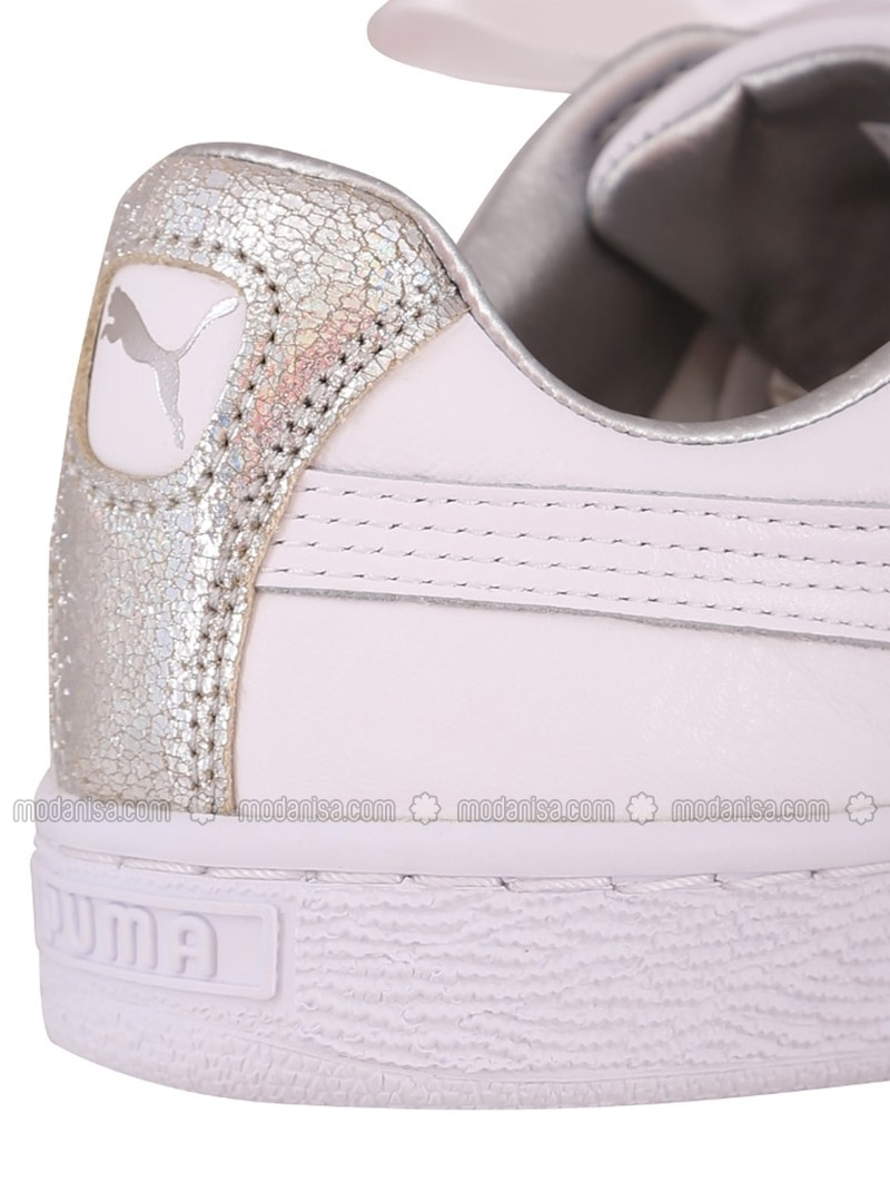 puma basket heart diamo