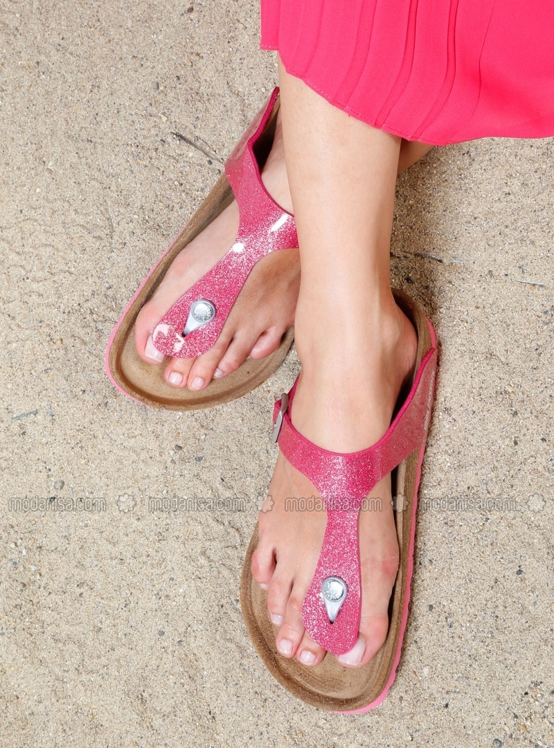 reputable site 2fdcf 18f12 Pink - Sandal - Shoes - - Gizeh