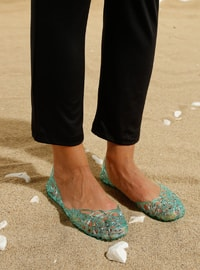 Blue - Casual - Blue - Casual - Blue - Casual - Blue - Casual - Blue - Casual - Flat Shoes
