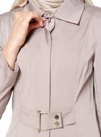Minc - Unlined - Point Collar - Topcoat