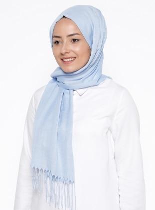 Paşmina Şal - Bebe Mavi Gülsoy