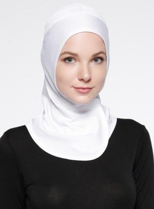 Football Sports Headwear - White