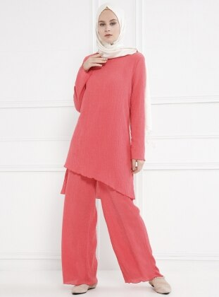 Coral - Unlined - Suit - Refka