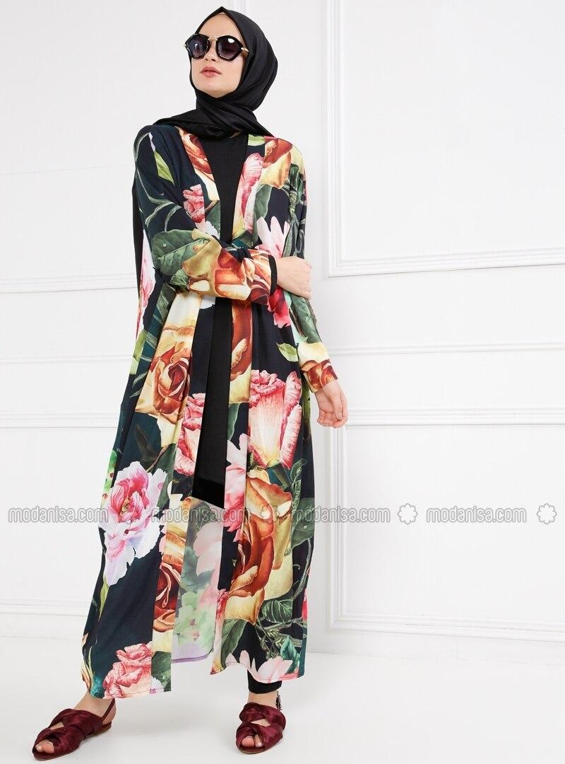 Polyester Kimono