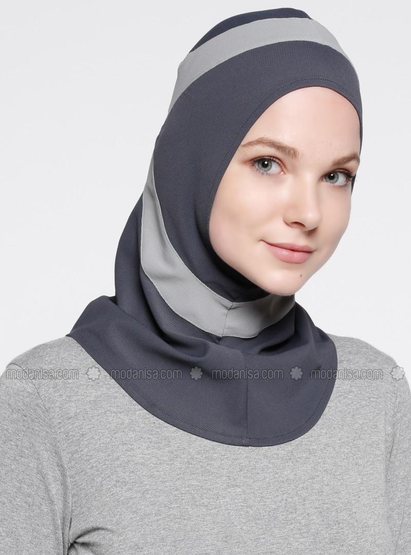 Runner Sports Headwear - Gray