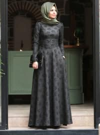 Azra Elbise - Siyah - An-Nahar