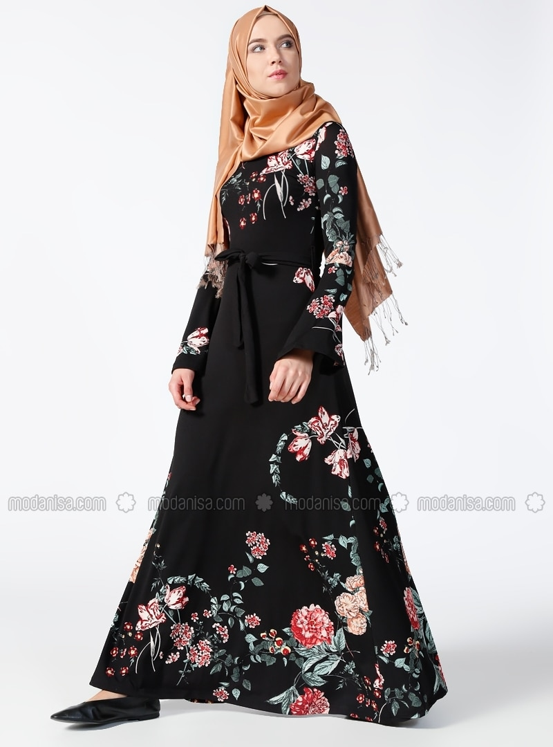Muslim Plus Size Dresses - Islamic Clothing - Modanisa.com
