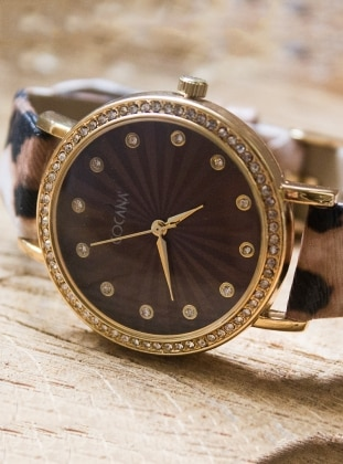 Beige – Watch – Cocana Saat