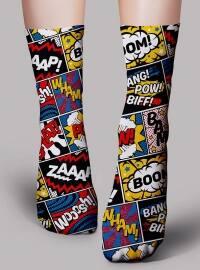 Ogobongo Soket Çorap - Karışık Renkli - Ogobongo