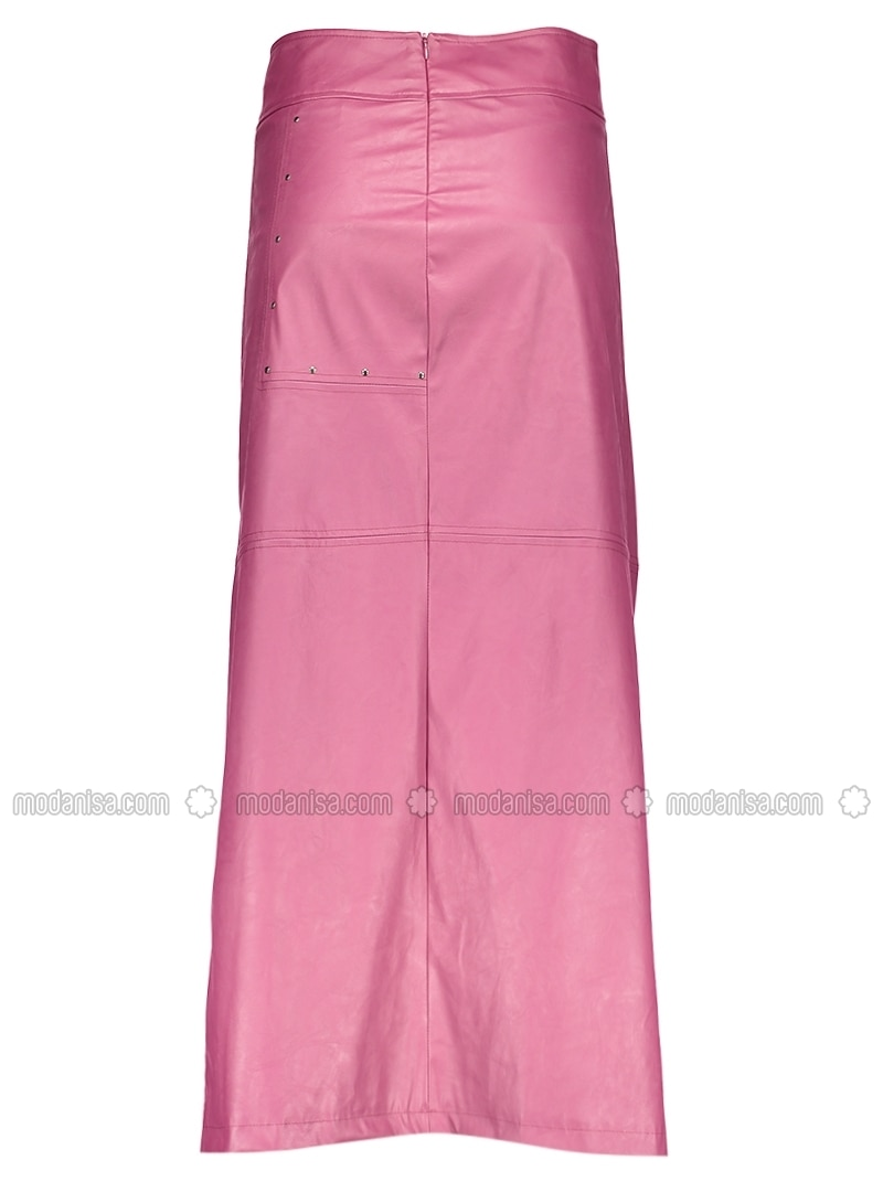 purple maroon fully lined skirt nihan
