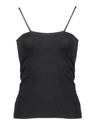 Black - Black - Black - Undershirt