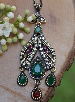 Green - Necklace
