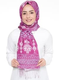 Ethnic - Multi - Shawl