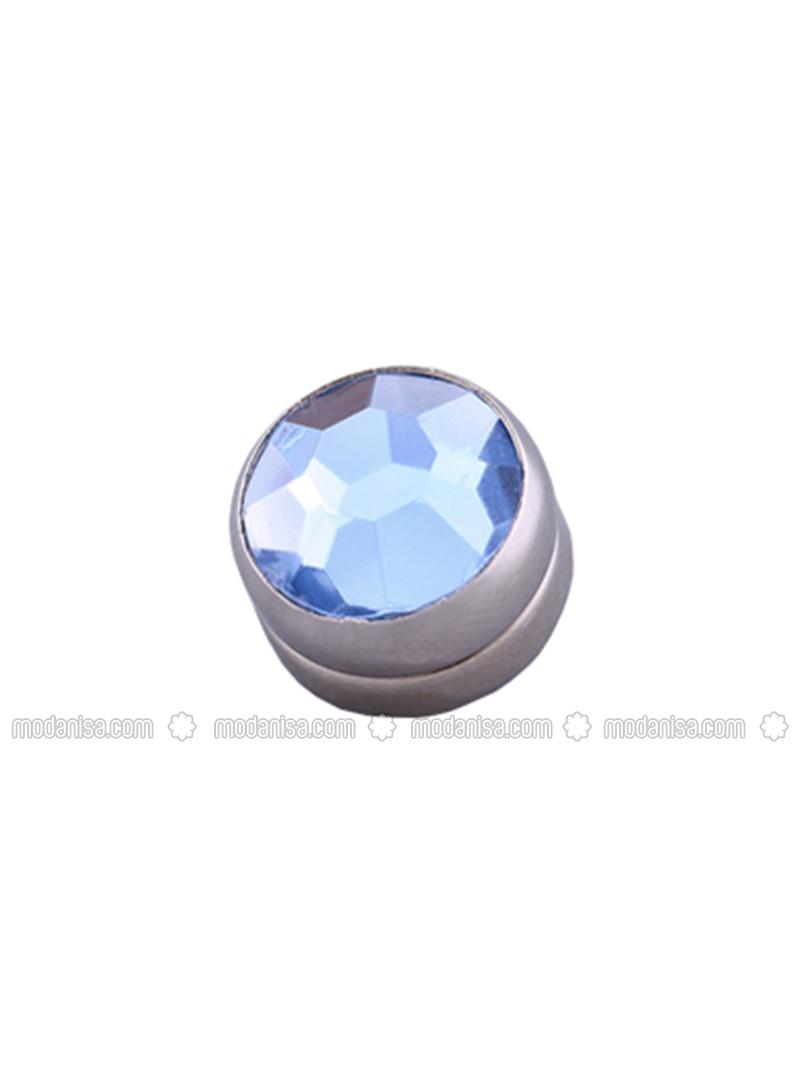 Blue - Scarf Accessory