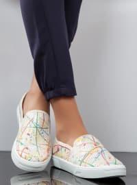 Ayakkabı - Gumus - Ayakkabı Havuzu