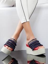 Ayakkabı - Kırmızı - Ayakkabı Havuzu