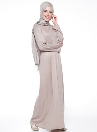 Minc - Crew neck - Unlined - Dress