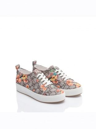 ayakkabı - bej - just shoes