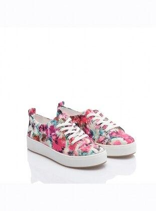 Ayakkabı - Pembe - Just Shoes Ürün Resmi