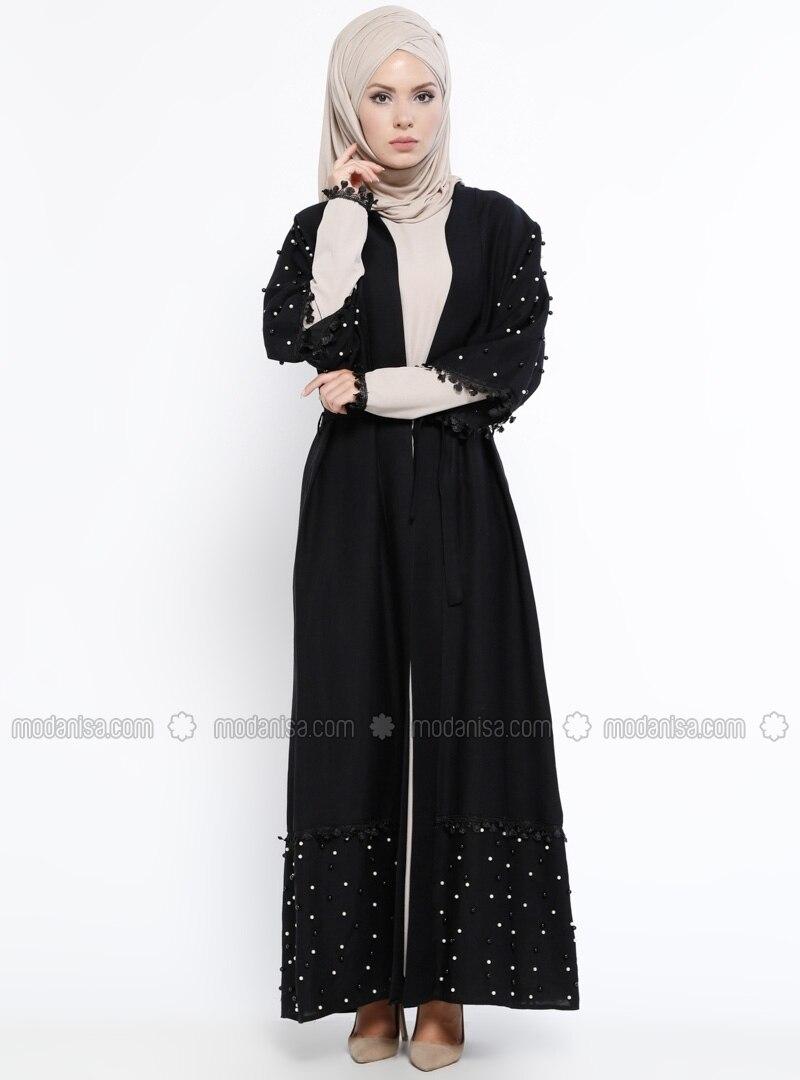 Black - Minc - Unlined - Suit