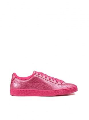 Basket Future Mınımal Spor Ayakkabı - Pembe - Puma Ürün Resmi