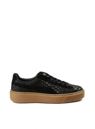 Platform Exotskınwn Spor Ayakkabı - Siyah - Puma Ürün Resmi